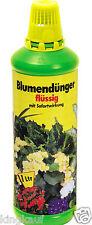 5x 1L Blumendünger €2,60/L flüssig Universaldünger,Dünger,Flüssigdünger,Pflanzen