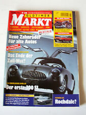 Oldtimer Markt Heft 5/2002 Der erste 300 SL - Peugeot 504 Coupe und Cabrio