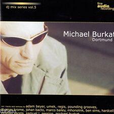 Fine Audio DJ Mix Series Vol. 5 - Michael Burkat - CD TECHNO - TBFWM