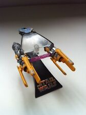 Star Wars Titanium ANAKIN'S POD RACER OOP Rare new loose