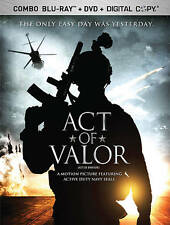 Act of Valor (Blu-ray/ 2012, Canadian )