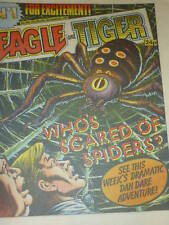 EAGLE & TIGER Comic - No 184 - Date 29/09/1985 - UK Comic