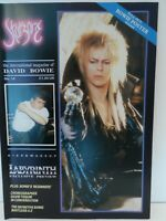 David Bowie Starzone Fan magazine issue 16