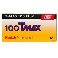 Kodak Professional T-Max 100 120 5 films 12/2019