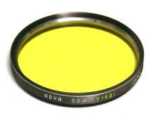 HOYA 58MM FILTER--Y(K2)--IN CASE