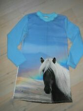 Jersey   Kleid  Gr.128-134 Farbenmix Handmad Digitaldruck
