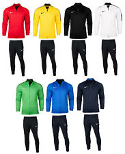 Nike Dry Academy 18 Mens full tracksuit Top Track Jacket Bottoms Pants Training