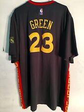 Adidas Swingman 2015-16 NBA Jersey Golden State Warriors Green Grey Sh Sl 4X