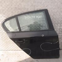 BMW 1 SERIES 20 E87 E87N Door Rear Right O/S Black Sapphire Metallic 475