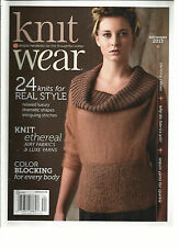 KNIT WEAR, SIMPLE HANDKNITS FOR THE THOUGHTFUL KNITTER   FALL / WINTER, 2013