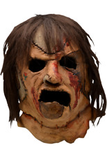 Halloween The Texas Chainsaw Massacre 3 Leatherface Latex Mask Pre-Order NEW
