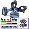 Frame Crash Pads Engine Sliders Protector For Suzuki GSXR600 GSXR750 2006-2016