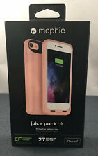 Mophie Juice Pack Air Wireless Protective Battery Case iPhone 7, Rose Gold