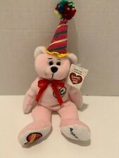 Collecticritters I LOVE LUCY Happy Birthday Ep 60 Beanie Bear Plush Ltd Ed