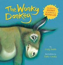 The Wonky Donkey Paperback by Craig Smith & Katz Cowley Brand New 9781407195575