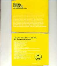 VARIOUS ARTISTS - DANCE DECADES - 2004 UK TRIPLE CD ALBUM