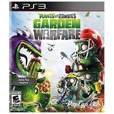 (NEW SEALED) PLANTS VS ZOMBIES GARDEN WARFARE PLAYSTATION 3 PS3 VIDEO GAMES