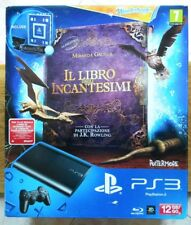 PS3 SONY CONSOLE 320 GB PLAYSTATION 3 SLIM WONDERBOOK PACK COME NUOVA