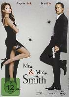 Mr. & Mrs. Smith - DVD - ohne Cover #m2