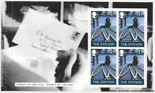 "Gb 2004 Dx32 ""Letters by Night"" Prestige Booklet Pane (3), 2392a/Wp1593. Mnh"