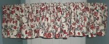 Valance - Waverly - Tidewater Collection Princess Anne Floral Cotton 13 Foot