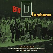 Various Artists-Big D Jamboree [8-cd Box Set Bear Family]
