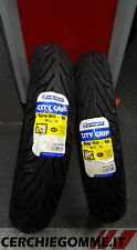 Coppia Gomme Scooter Michelin City Grip 100/80 16 + 120/80 16 Yamaha Xenter