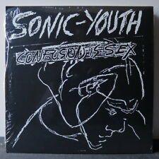 SONIC YOUTH 'Confusion Is Sex' Vinyl LP NEW/SEALED