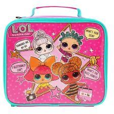 LOL Surprise! Lunch Bag Pink School L.O.L. NEW ***Pre-order*** 15 June 2018