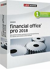 Lexware Financial Office pro 2018 Dvd-box - Vollversion