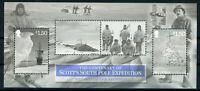 Isle of Man MiNr. Block 85 postfrisch MNH Expedition (G342