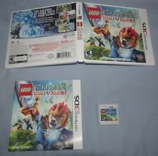 LEGO Legends of Chima Lavals Journey  (Nintendo 3DS, 2013)
