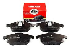 MINTEX FRONT BRAKE PADS FOR OPEL SAAB VAUXHALL MDB2837 (REAL IMAGE OF PART)
