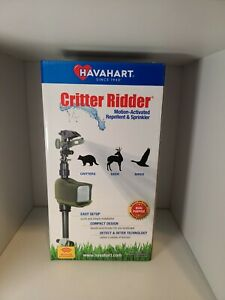 Havahart 5277 Green Motion Activated Animal Repellent - 1 Pack
