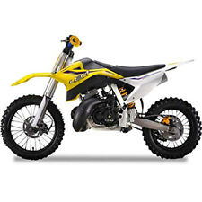 PITBIKE LEM MOTOR A10 CROSS 50cc 2TEMPI MOTO CROSS LEM MOTOR PIT BIKE A10 GIALLO