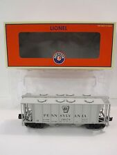 LIONEL 6-17081 O SCALE PENNSYLVANIA PS-2 2 BAY COVERED HOPPER AND ORIGINAL BOX
