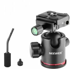 Neewer Heavy Duty Camera Camcorder Tripod Ball Head with Handle Japan Tracking