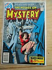 House of Mystery #270 Bondage cover 1979 FN-