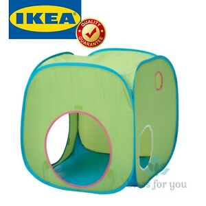 IKEA BUSA Children's Tent Green