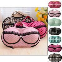 Travel Portable Storage Bag Box Eva Protect Bra Organizer Underwear Case Newest