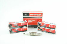 New Set of 4 Genuine OEM Motorcraft Spark Plugs SP546 Ford 5.4L 3V Ford PZH14F