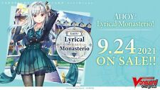 More details for cardfight!! vanguard overdress ahoy! lyrical monasterio trial deck 01