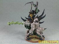 100mm Warhammer WDS painted Nurgle Rotbringers Bloab Rotspawned p68