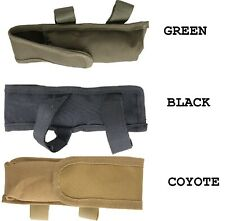 Airsoft Stock battery pouch olive coyote black storage
