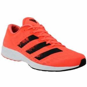adidas Adizero Rc 2.0  Mens Running Sneakers Shoes    - Orange