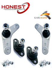 BMW MINI ONE COOPER S CONVERTIBLE LOWER WISHBONE ARM BALL JOINT INNER OUTER x4