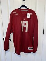 NWT Rutgers 2019 150th Football Anniversary Jersey!  Size Men's Large
