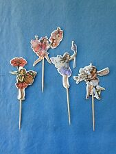 Cupcake Cake  Toppers Fairy 24pcs