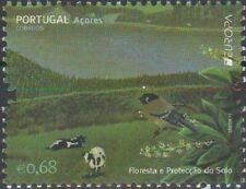 2011 Portugal Azores EUROPA CEPT Stamps - The Forest MNH