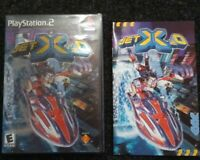 Jet X2O Playstation 2 Ps2 English Box & Manual only